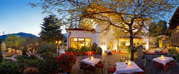 L'hotel Gourmet relax e gusto in Alto Adige
