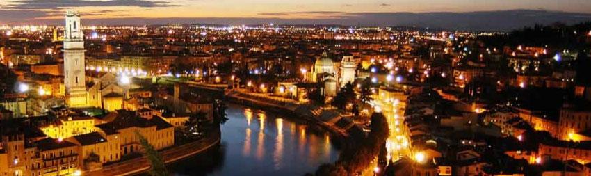 La mia vacanza a Verona