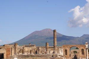 viaggio a pompei