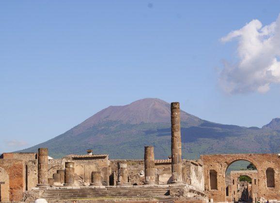 Pompei, un tuffo nella storia