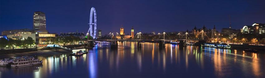 Londra, Capitale d Europa