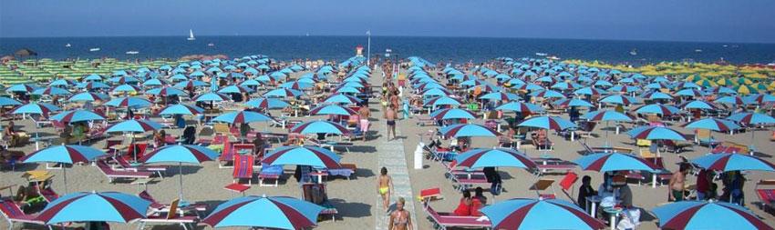 Il mare di Rimini