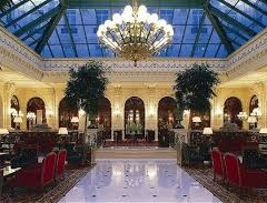 Un soggiorno di incanto nel Grand Hotel a Parigi